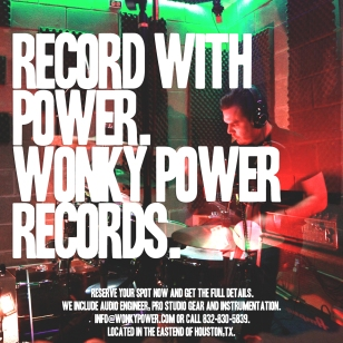 RECORD WITH US!